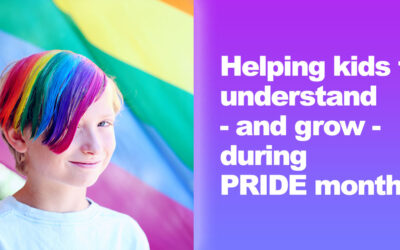 Helping kids to understand – and grow – during Pride month